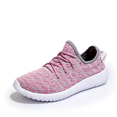 Sneakers-Tyl-Komfort-DamerUdendørs Fritid Sport-Flad hæl