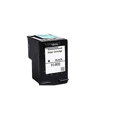 802S hp tulostimen patruunat yhteensopivia HP1000 1015 1510 2050 musta massa