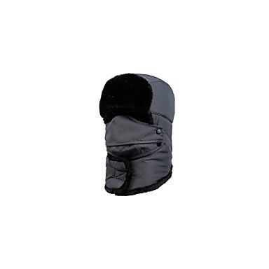 Koreahue / Pelshat Ski Hat Dame / Herre / Unisex Hold Varm / Vindtæt Snowboard Bomuld Rød / Lyserød / Grå KlassiskSki / Campering &