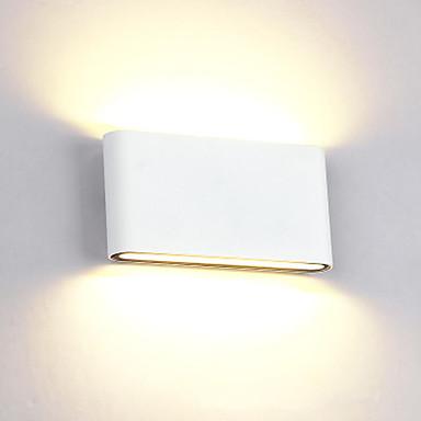 Modern / Zeitgenössisch Wandlampen Metall Wandleuchte IP44 85-265V 12W