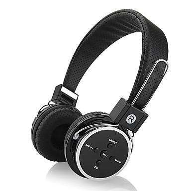 JKR JKR-203B Høretelefoner (Pandebånd)ForMedieafspiller/Tablet Mobiltelefon ComputerWithMed Mikrofon DJ Lydstyrke Kontrol Gaming Sport