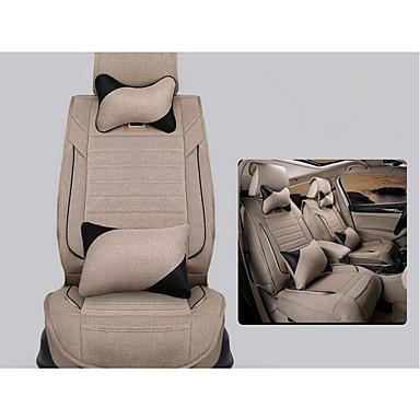 assento de carro almofada almofada atacado todas as quatro estações do linho geral