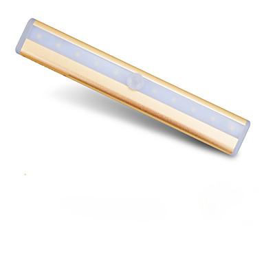 1pc levou sensor ambiente banheiro lâmpada de luz originalidade armário de cabeceira lâmpada de luz da noite