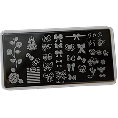 1pcs Clássico Nail Art Design Diário