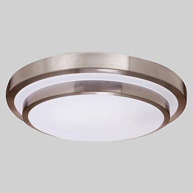 Montaj Flush ,  Modern/Contemporan Galvanizat Caracteristică for Stil Minimalist Metal Sufragerie Dormitor Bucătărie
