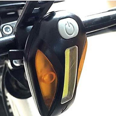Sykkellykter Frontlys til sykkel Baklys til sykkel - Sykling Enkel å bære Advarsel Annet 100 Lumens Batteri USB Sykling
