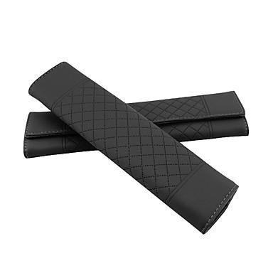 Setebelte deksel setebelte PU Leather Til Universell
