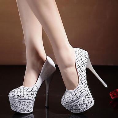 Printemps Gladiateur Chaussures 05797765 Soirée Evénement Argent Aiguille à Strass Talon Paillette amp; Noir Femme Eté Chaussures Talons TIEAIwq