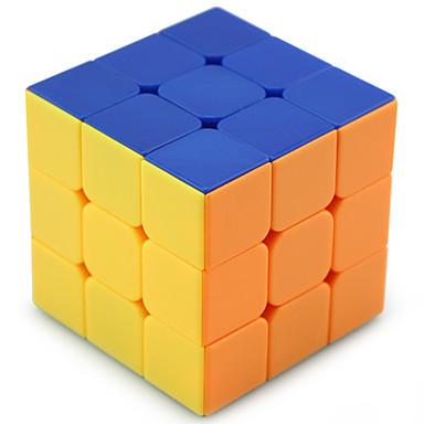 Rubik's Cube Cubo Macio de Velocidade 3*3*3 Velocidade Nível Profissional Cubos Mágicos Ano Novo Natal Dia da Criança Dom