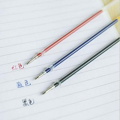 Korreksjon Supplies Gel penner,Plastikk Rød / Sort / Blå