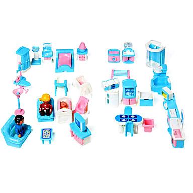 Tue so als ob du spielst Mädchen Puppe Puppen Spielzeuge Möbel Spaß Kinder Stücke