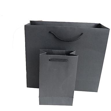 Kraft papirpose kan skrives logo flekk kosmetisk bag gavepose papirpose tilpasset reklame pakke en fem