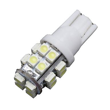 SO.K 6pcs T10 Carro Lâmpadas SMD 3528 150lm Lâmpada de Seta For Universal