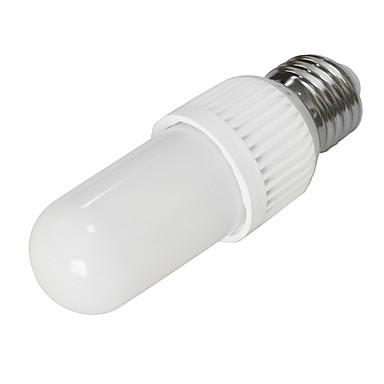 E26/E27 LED-kolbepærer T 24 leds SMD 4014 Dekorativ Varm hvid Kold hvid 400lm 6000-6500/300-3200K Vekselstrøm 100-240V