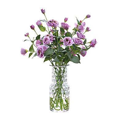 1 Tak Polyester Overige Bloemen voor op tafel Kunstbloemen