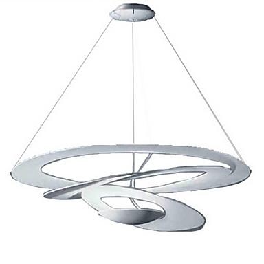 Modern / Zeitgenössisch Pendelleuchten Deckenfluter - LED, 110-120V 220-240V LED-Lichtquelle enthalten