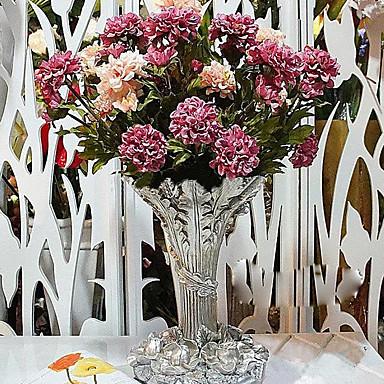 1 Afdeling Polyester Plastik Pæoner Bordblomst Kunstige blomster