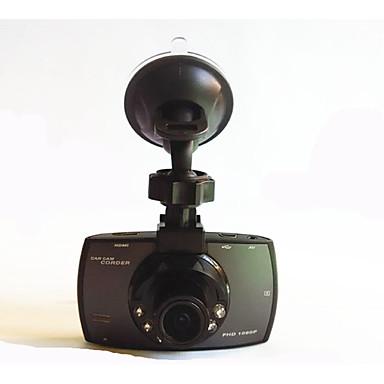 abordables DVR de Voiture-1080p Universel DVR de voiture 170 Degrés / 90 Degrés Grand angle CMOS Dash Cam avec 6 LED infrarouge Enregistreur de voiture