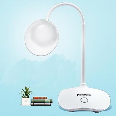 Hedendaags Oogbescherming Oplaadbaar LED Bureaulamp Voor Metaal