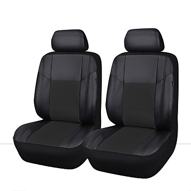 رخيصةأون اكسسوارات السيارات الداخلية-ويغطي مقعد السيارة خلوص التخليص ويغطي مقعد أسود + رمادي / بولي / أسود / أسود النسيج المشتركة للجميع