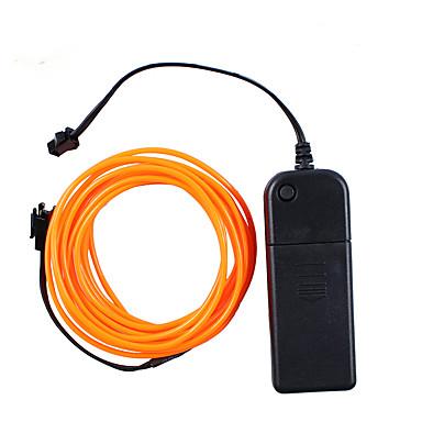 No 3 M 1 Dip LED Willekeurige kleur Waterdicht W Flexibele LED-verlichtingsstrips AC220 V
