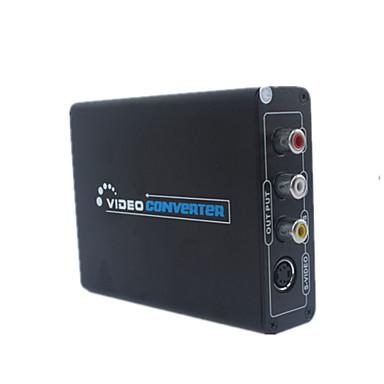 terminal de conversor de vídeo HD HDMI av / s