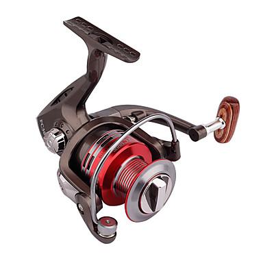 Spinne-hjul 5.2:1 10 Kuglelejer ombyttelig Havfiskeri / Spinning / Ferskvandsfiskere / Generel Fiskeri-FC3000 #