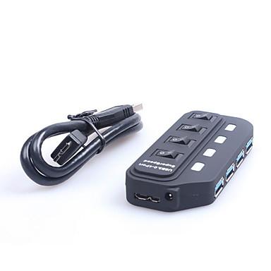Andre Telefon USB oplader Multiporte cm Outlets 4 USB-porte 1A AC 100V-240V