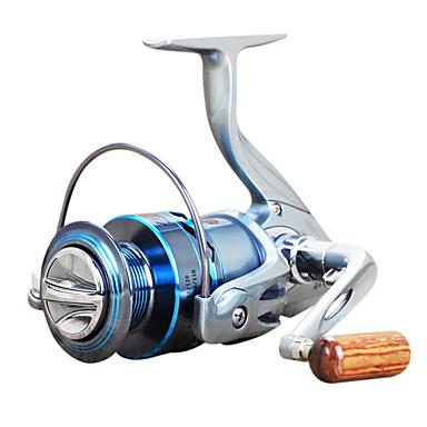 Molinetes Rotativos 5.5/1 13 Rolamentos Trocável Rotação Pesca de Isco-ZF2000 YUMOSHI
