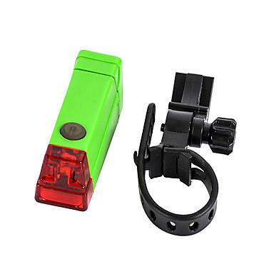 Hoofdlampen / Fietsverlichting / Achterlicht fiets LED LED Wielrennen Waterdicht / Compact formaat / Draadloos / Waarschuwing AAA300~380