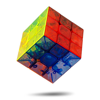 YONG JUN 3*3*3 Cubo velocidad suave Cubos mágicos rompecabezas del cubo Nivel profesional Velocidad Competencia Clásico Niños Adulto Juguet Chico Chica Regalo