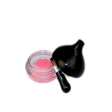 Lipglosses Våd Creme Farvet glans Længerevarende 1