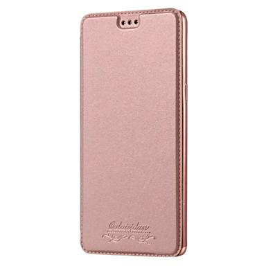 Hülle Für Apple iPhone X iPhone 8 iPhone 6 iPhone 7 Plus iPhone 7 Kreditkartenfächer Beschichtung Ganzkörper-Gehäuse Volltonfarbe Hart