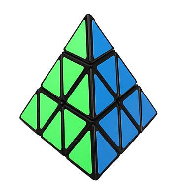 Magic Cube IQ-kube shenshou Pyramid 3*3*3 Glatt Hastighetskube Magiske kuber Kubisk Puslespill profesjonelt nivå Hastighet Klassisk & Tidløs Barne Leketøy Gutt Jente Gave