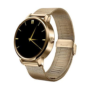 Reloj elegante para iOS / Android Resistente al Agua Temporizador / Reloj Cronómetro / Seguimiento de Actividad / Seguimiento del Sueño / Monitor de Pulso Cardiaco / Llamadas con Manos Libres