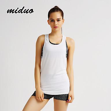 Ioga Blusas Respirável Macio Com Elástico Moda Esportiva Ioga Pilates Mulheres