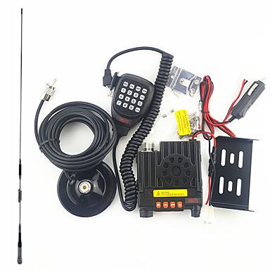 365 365 K-303 Walkie-talkie Kjøretøymontert Programmeringskabel Nød Alarm Programmerbar med datasoftware Strømsparefunksjon Lader og