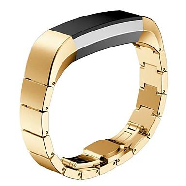 Klokkerem til Fitbit Alta Fitbit Sportsrem Moderne spenne Metall Rustfritt stål Håndleddsrem