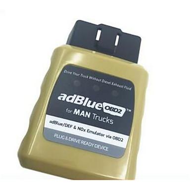 adblueobd2 emulator voor de mens vrachtwagens AdBlue obd2