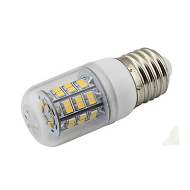 1W 850-900lm E26 / E27 LED-maïslampen T 48 LED-kralen SMD 2835 Decoratief Warm wit Koel wit 30/09V 85-265V