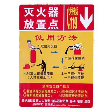 usar extintores de sinais auditorias de segurança signos de fogo fabricantes de um pacote de cinco para comprar um pacote de uma