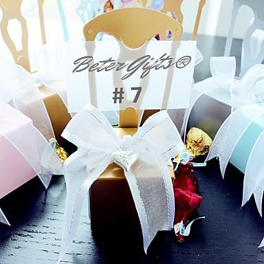 Kreativ Kartonpapier Geschenke Halter mit Muster Geschenkboxen Geschenktaschen Zuckertüten Plätzchen Beutel Geschenk Schachteln