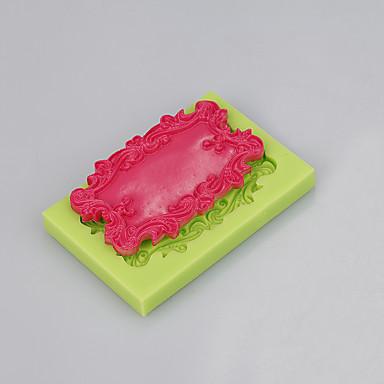 Ferramentas bakeware Silicone Amiga-do-Ambiente Alta qualidade Fashion Ferramenta baking Decoração do bolo Venda imperdível Nova chegada