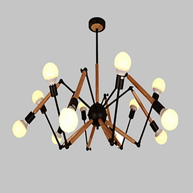 Chandelier Ambient Light - Mini Style, Bulb Included, 110-120V / 220-240V Bulb Included / 20-30㎡ / E26 / E27