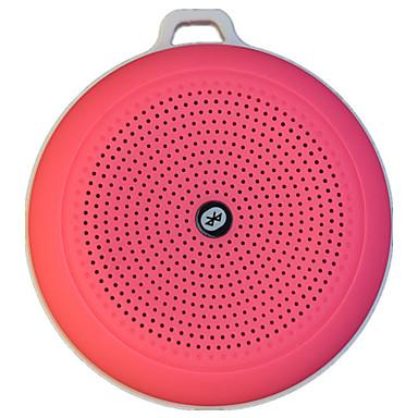other Bluetooth / Bærbar / Trådløs Subwoofer Grøn / Blå / Lys Lyserød