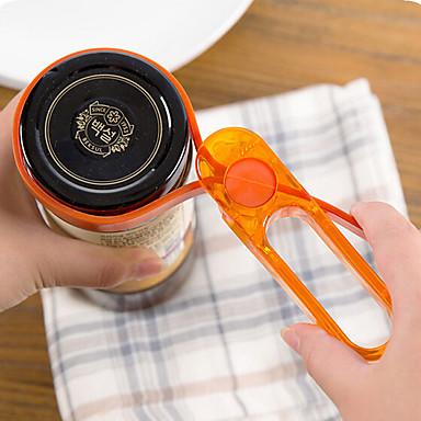 1 Creative Kitchen Gadget / handig Grip Blikopeners Kunststof Creative Kitchen Gadget / handig Grip