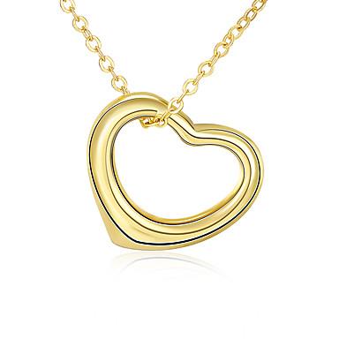 Women s AAA Cubic Zirconia Pendant Necklace   Chain Necklace - Zircon 96c4881f9
