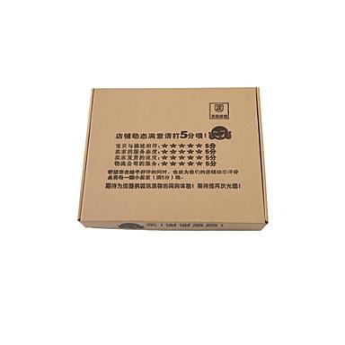 kledingstuk verpakkingsdozen specification42 * 32cm 2 verpakt voor de verkoop