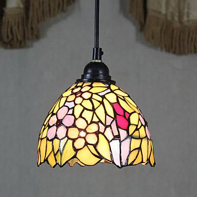Plafond Lichten & hangers ,  Tiffany Vintage Schilderen Kenmerk for Ministijl Metaal Slaapkamer Entrée