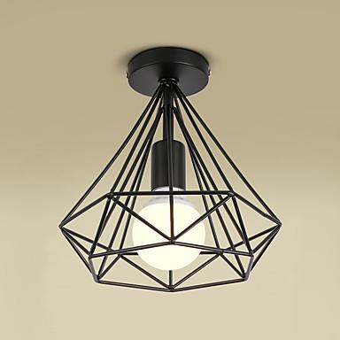 Buy Vintage Loft Simple mini Ceiling Lamp Flush Mount lights Entry Hallway Game Room Kitchen light Fixture